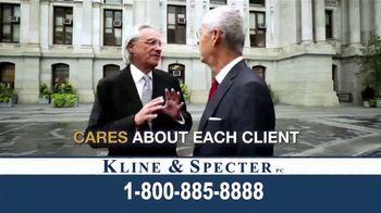 Kline & Specter TV Spot, 'Home Town Team' - Thumbnail 4