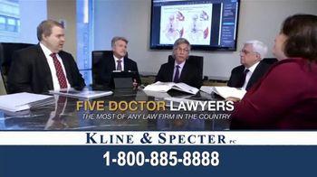 Kline & Specter TV Spot, 'Home Town Team' - Thumbnail 5