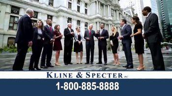 Kline & Specter TV Spot, 'Home Town Team' - Thumbnail 8