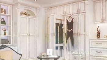 Closet Factory TV Spot, 'Virtual Designs' - Thumbnail 7
