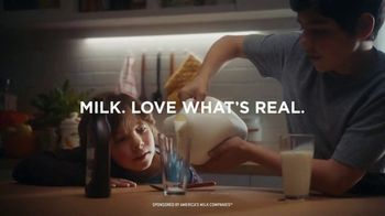 America's Milk Companies TV Spot, 'Good Stuff'