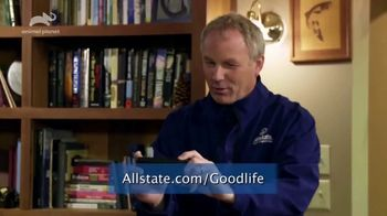 Allstate TV Spot, 'Tip 25: Theft Prevention' Featuring Pete Nelson - Thumbnail 9