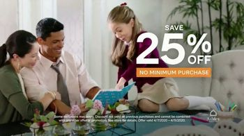 Ashley HomeStore TV Spot, 'Furniture Needs: Save 25 Percent' - Thumbnail 4