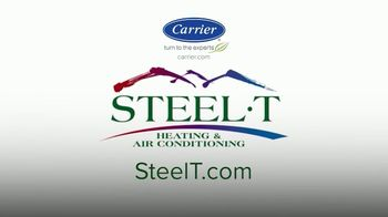 Carrier Corporation TV Spot, 'Steel T: Rocky Mountains' - Thumbnail 10