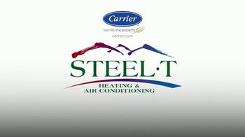 Carrier Corporation TV Spot, 'Steel T: Rocky Mountains' - Thumbnail 9