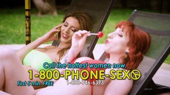 1-800-PHONE-SEXY TV Spot, 'On the Menu' - Thumbnail 4