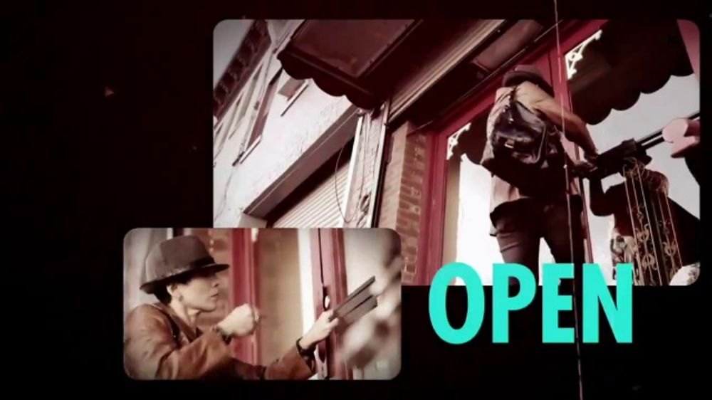GoDaddy TV Commercial, 'Open We Stand V2' Song by Asha