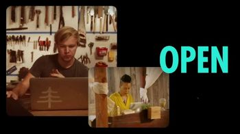 GoDaddy TV Spot, 'Open We Stand V2' Song by Asha - Thumbnail 8