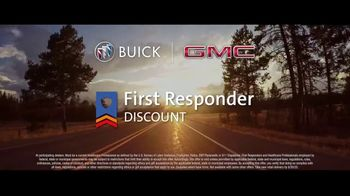 Buick & GMC Spot TV Spot, 'We're Here to Help: Healthcare Professionals' Song by Our Many Stars [T1] - Thumbnail 8