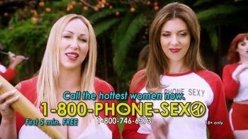 1-800-PHONE-SEXY TV Spot, 'Baseball' - Thumbnail 3