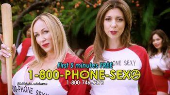 1-800-PHONE-SEXY TV Spot, 'Baseball' - Thumbnail 5