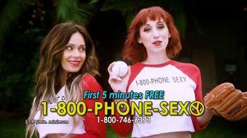1-800-PHONE-SEXY TV Spot, 'Baseball' - Thumbnail 6