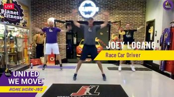 Planet Fitness App TV Spot, 'The Gym in Your Pocket' - Thumbnail 6