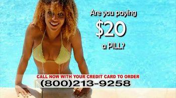 44 Blue Pills TV Spot, '40 Pills: Same Results'