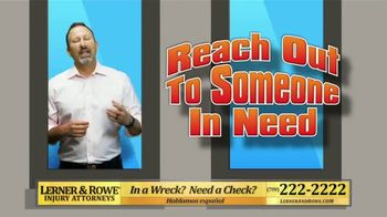 Lerner and Rowe Injury Attorneys TV Spot, 'Reach Out' - Thumbnail 3