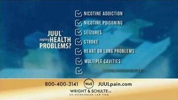 Wright & Schulte, LLC TV Spot, 'Teens: JUUL Injury' - Thumbnail 2
