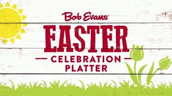 Bob Evans Restaurants Easter Celebration Platter TV Spot, 'Farm Fresh' - Thumbnail 2
