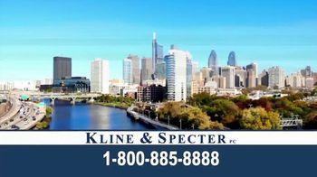 Kline & Specter TV Spot, 'Cares' - Thumbnail 1