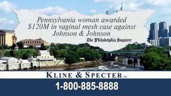 Kline & Specter TV Spot, 'Cares' - Thumbnail 2