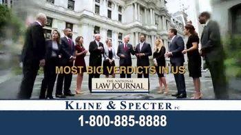 Kline & Specter TV Spot, 'Cares' - Thumbnail 4