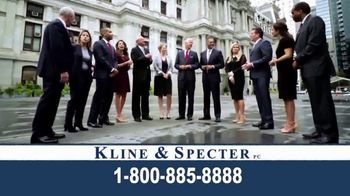 Kline & Specter TV Spot, 'Cares'