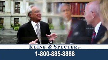 Kline & Specter TV Spot, 'Cares' - Thumbnail 6