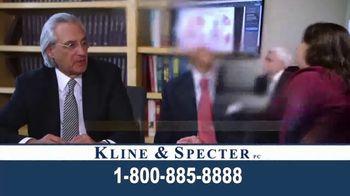 Kline & Specter TV Spot, 'Cares' - Thumbnail 7