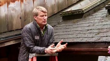 Allstate TV Spot, 'Tip 17: Roof Maintenance' Featuring Pete Nelson - Thumbnail 3