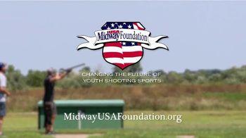 MidwayUSA Foundation TV Spot, 'Youth Shooting Teams' - Thumbnail 8