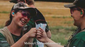 MidwayUSA Foundation TV Spot, 'Youth Shooting Teams' - Thumbnail 1