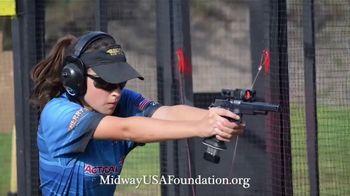 MidwayUSA Foundation TV Spot, 'Youth Shooting Teams' - Thumbnail 3