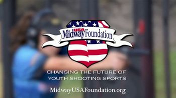 MidwayUSA Foundation TV Spot, 'Youth Shooting Teams' - Thumbnail 4