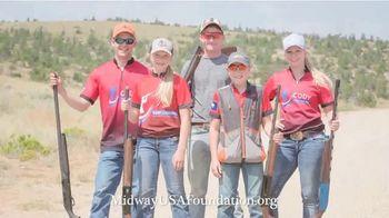 MidwayUSA Foundation TV Spot, 'Youth Shooting Teams' - Thumbnail 6