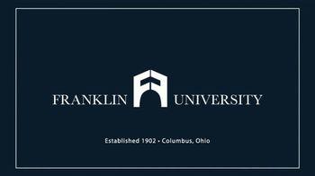Franklin University TV Spot, 'Makes it Possible' - Thumbnail 2