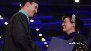 Franklin University TV Spot, 'Makes it Possible' - Thumbnail 4