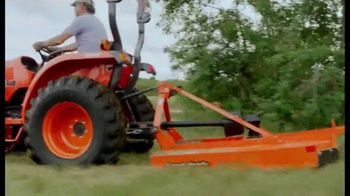 Kubota L2501DT Compact Tractor TV Spot, 'Getting Every Job Done Right' - Thumbnail 2