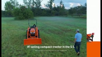 Kubota L2501DT Compact Tractor TV Spot, 'Getting Every Job Done Right' - Thumbnail 7