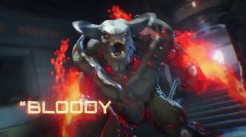 DOOM Eternal TV Spot, 'Dominant Life Form: Acclaim' - Thumbnail 4