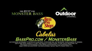 Bass Pro Shops TV Spot, 'The Hunt for Monster Bass: 2020 Nitro Z18 Giveaway' - Thumbnail 10