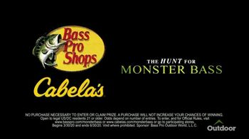 Bass Pro Shops TV Spot, 'The Hunt for Monster Bass: 2020 Nitro Z18 Giveaway' - Thumbnail 2