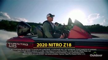 Bass Pro Shops TV Spot, 'The Hunt for Monster Bass: 2020 Nitro Z18 Giveaway' - Thumbnail 5