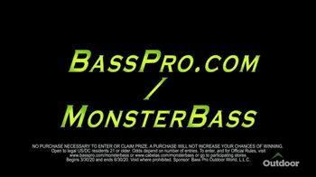 Bass Pro Shops TV Spot, 'The Hunt for Monster Bass: 2020 Nitro Z18 Giveaway' - Thumbnail 6