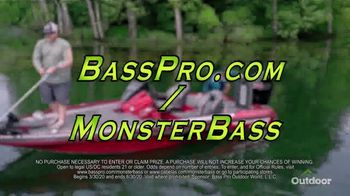 Bass Pro Shops TV Spot, 'The Hunt for Monster Bass: 2020 Nitro Z18 Giveaway' - Thumbnail 7