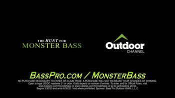 Bass Pro Shops TV Spot, 'The Hunt for Monster Bass: 2020 Nitro Z18 Giveaway' - Thumbnail 9