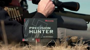 Hornady Precision Hunter TV Spot, 'Never Compromise' - 1566 commercial airings