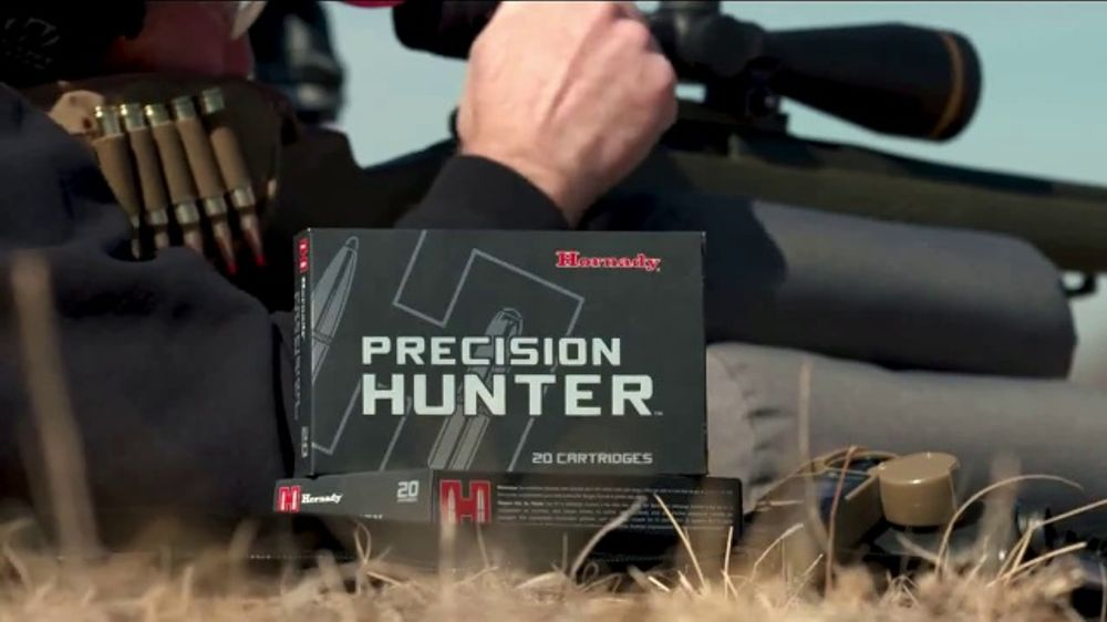 Hornady Precision Hunter TV Commercial, 'Never Compromise'