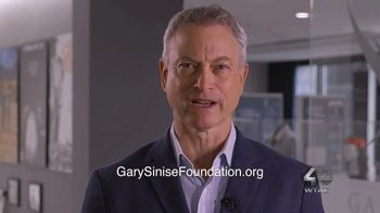 Gary Sinise Foundation TV Spot, 'Supporting the Veteran Community' Featuring Gary Sinise - Thumbnail 2