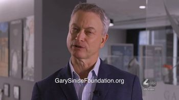 Gary Sinise Foundation TV Spot, 'Supporting the Veteran Community' Featuring Gary Sinise - Thumbnail 4