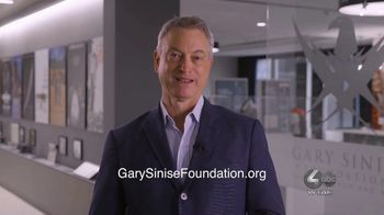 Gary Sinise Foundation TV Spot, 'Supporting the Veteran Community' Featuring Gary Sinise - Thumbnail 5
