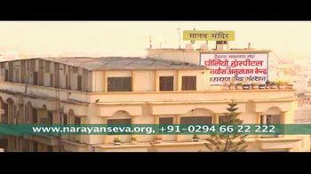 Narayan Seva Sansthan TV Spot, 'Help' - Thumbnail 8